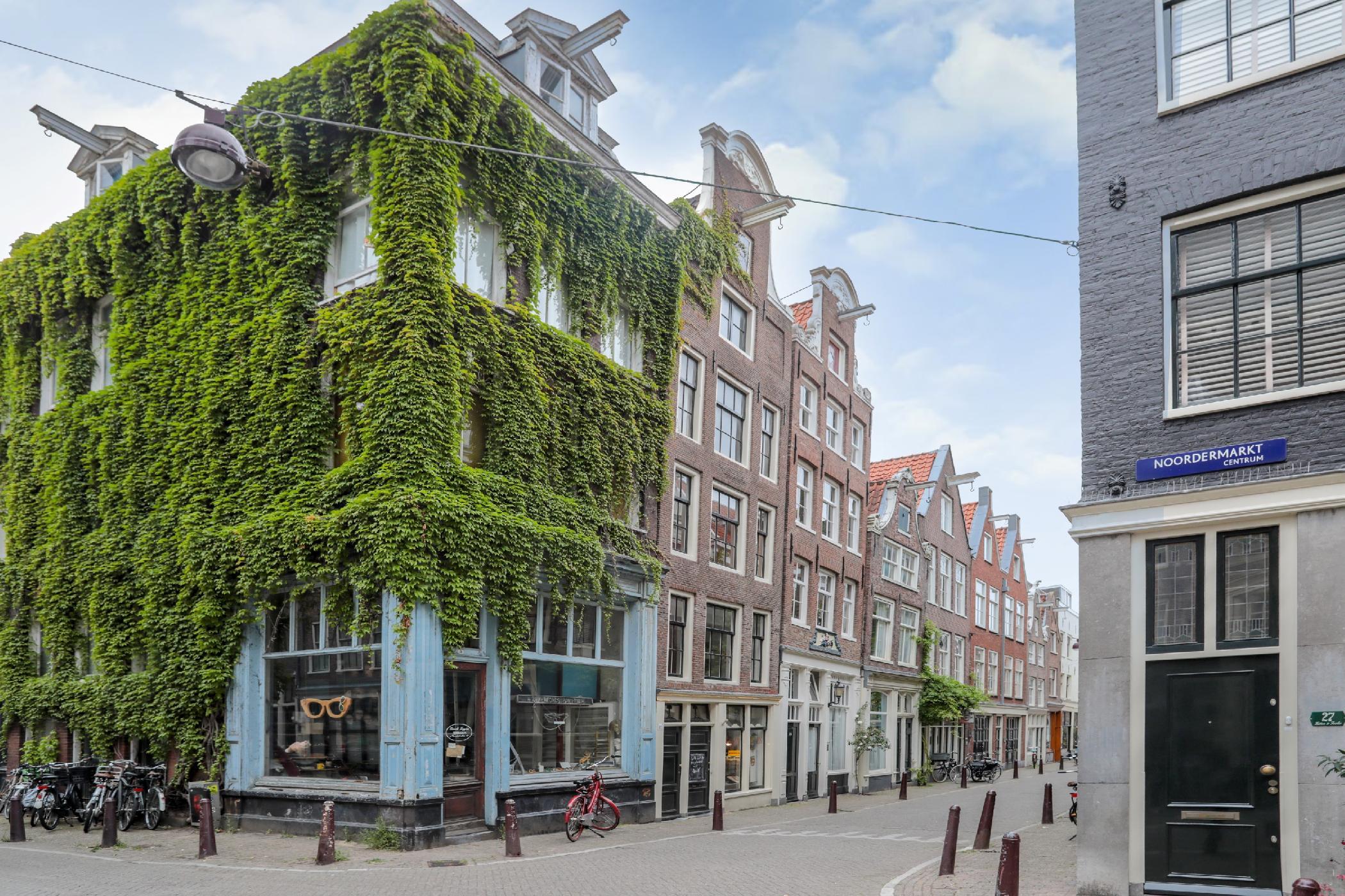 Cosy Jordaan studio Amsterdam photo 22378322